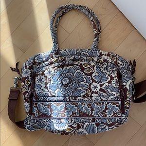 Very Bradley Travel Laptop Bag (Carry On Handle)
